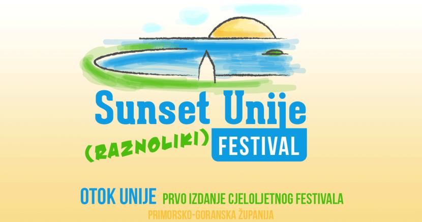 Sunset Unije (raznoliki) Festival